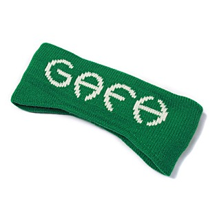 GAFH LOGO HEADBAND GREEN