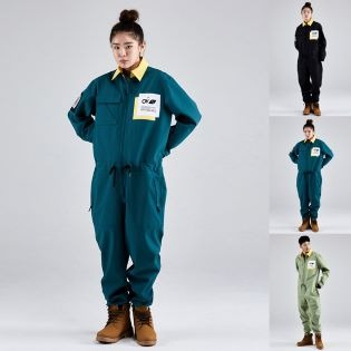 2021 OVYO OUTRO JUMPSUIT 오비오 아우트로 점프수트